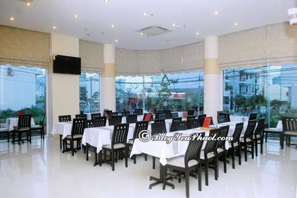 Khách sạn Princess Đà Nẵng review về nhà hàng, đồ ăn: Có nên đặt phòng khách sạn Princess Đà Nẵng hay không?