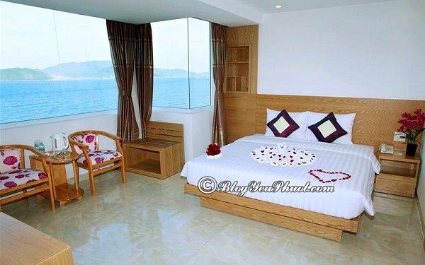 Khách sạn 3 sao được yêu thích ở Nha Trang: Du lịch Nha Trang nên ở khách sạn 3 sao nào?