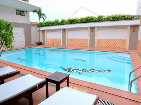 Khách sạnAngella Nha Trang review về tiện nghi, chất lượng phục vụ: Nhận xét, đánh giá chi tiết về phòng ốc, vị trí của khách sạn Angella Nha Trang