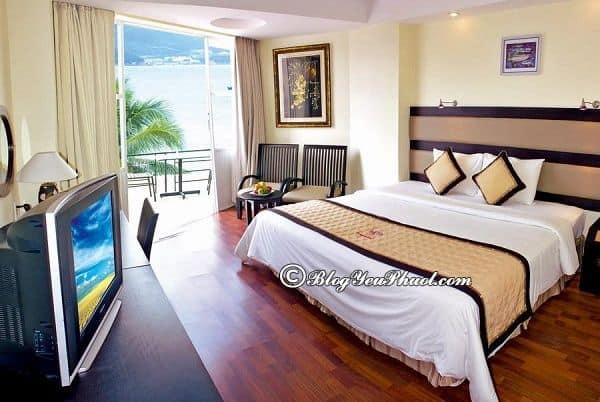 Hình ảnh khách sạnAngella Nha Trang: Nhận xét về tiện nghi, chất lượng, phòng ốc của khách sạn Angella Nha Trang