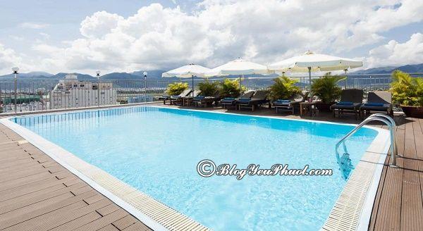 Những dịch vụ tiện nghi ở Galliot Nha Trang Hotel: Đánh giá, review chất lượng, tiện nghi, giá phòng của khách sạn Galliot Nha Trang