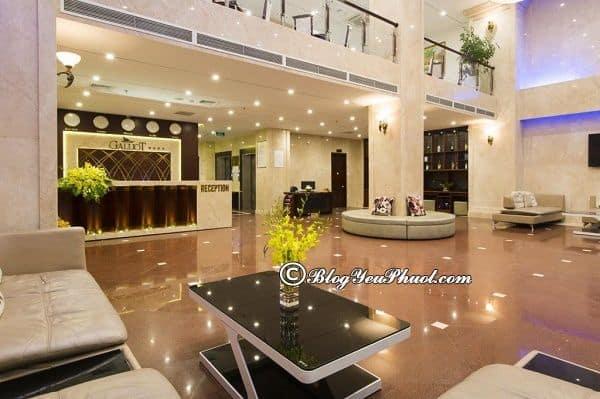 Khách sạn 4 sao Galliot Nha Trang review chi tiết: Nhận xét, đánh giá vị trí, chất lượng, tiện nghi của khách sạn Galliot Nha Trang
