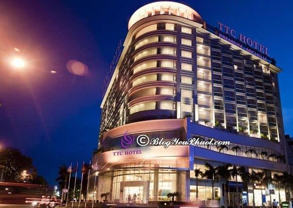 Có nên chọn khách sạn 4 sao Michelia Nha Trang? Khách sạn Michelia Nha Trang ở đâu, có tốt không?