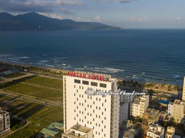 Khách sạn 4 sao Đà Nẵng gần biển giá tốt: Địa chỉ khách sạn 4 sao gần biển, chất lượng tốt ở Đà Nẵng