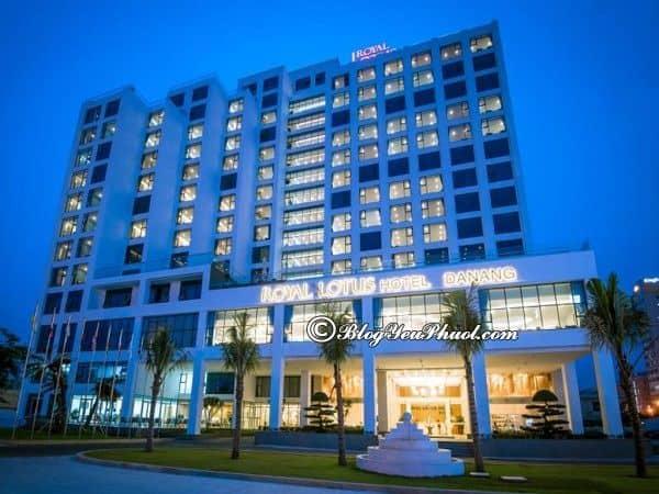 Bí quyết chọn khách sạn 4 sao Đà Nẵng giá tốt: Khách sạn 4 sao nào ở Đà Nẵng đẹp, tiện nghi, chất lượng tốt?