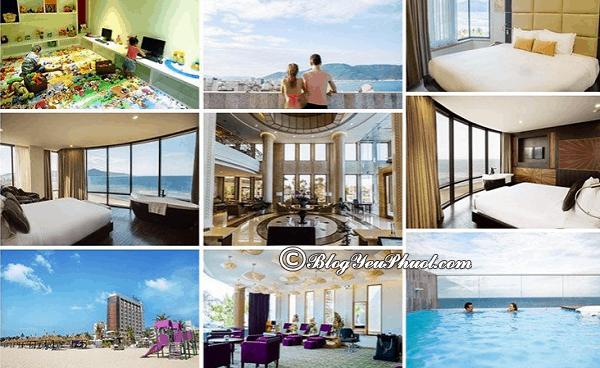 Khách sạn 4 sao gần biển ở Đà Nẵng: Địa chỉ những khách sạn 4 sao đẹp, tiện nghi, chất lượng tốt gần biển Đà Nẵng