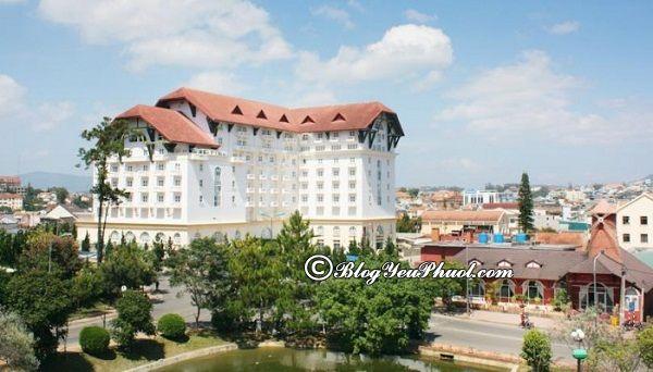 Có nên ở khách sạn 4 sao Sài Gòn Đà Lạt hay không? Đánh giá vị trí, chất lượng phục vụ của khách sạn Sài Gòn Đà Lạt