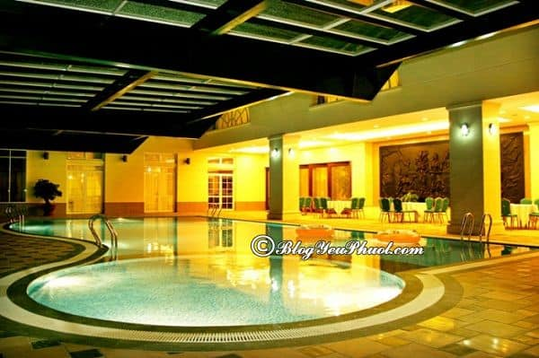 Tiện ích củakhách sạn 4 sao Sài Gòn Đà Lạt: Đánh giá chất lượng, dịch vụ, tiện ích của khách sạn Sài Gòn Đà Lạt