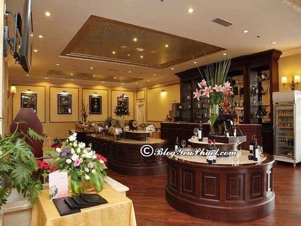 Khách sạn 4 sao Sammy Đà Lạt có đẹp không? Đánh giá phòng ốc, dịch vụ, chất lượng phục vụ của khách sạn Sammy Đà Lạt