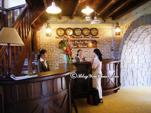 Khách sạn 4 sao Saphir Đà Lạt có chất lượng phục vụ tốt không? Đánh giá tiện nghi, phòng ốc của khách sạn Saphir Đà Lạt