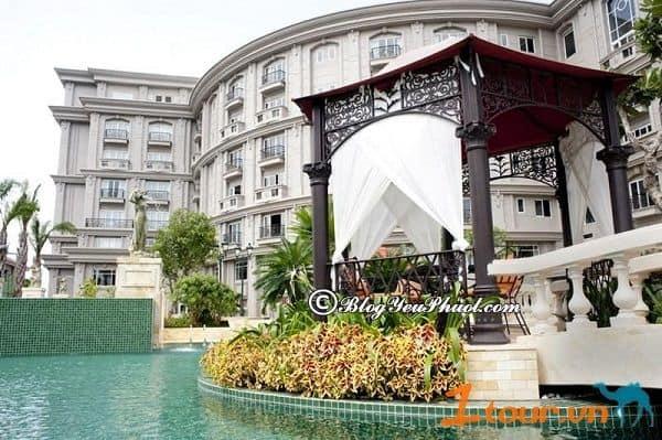 Khách sạn 4 sao Vũng Tàu dịch vụ tốt