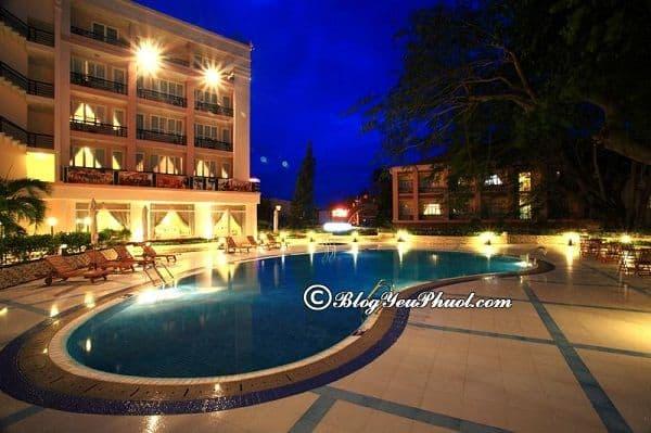 Du lịch Vũng Tàu nên ở khách sạn 4 sao nào? Địa chỉ những khách sạn 4 sao đẹp, nổi tiếng ở Vũng Tàu