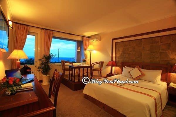 Khách sạn 4 sao chất lượng cao giá tốt ở Vũng Tàu: Những khách sạn 4 sao nổi tiếng, tiện nghi đầy đủ ở Vũng Tàu