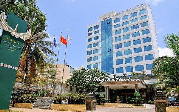 Danh sách các khách sạn 4 sao ở Vũng Tàu đẹp, tiện nghi: Địa chỉ những khách sạn 4 sao ở Vũng tàu tiên nghi nên ở