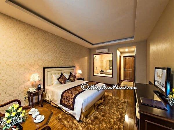 Du lịch Vũng Tàu nên ở khách sạn 4 sao nào? Địa chỉ những khách sạn 4 sao nổi tiếng, sạch đẹp ở Vũng Tàu