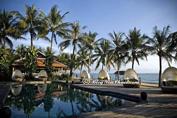 Resort 5 sao cao cấp, tiện nghi tại Trần Phú, Nha Trang