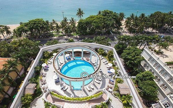 Khách sạn lý tưởng, nên chọn trên đường Trần Phú, Nha Trang: Nên ở resort nào ven biển Nha Trang trên đường Trần Phú