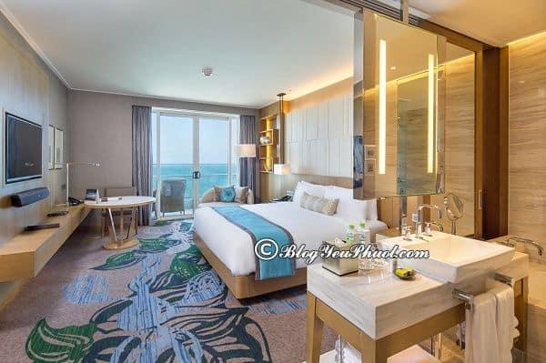 Khách sạn cao cấp, view đẹp ở Trần Phú, Nha Trang: Địa chỉ những khách sạn 5 sao ven biển Trần Phú, Nha Trang