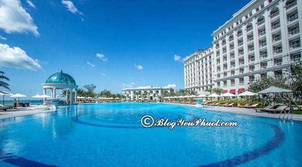 Khách sạn 5 sao đẹp, tiện nghi đầy đủ đường Trần Phú, Nha Trang