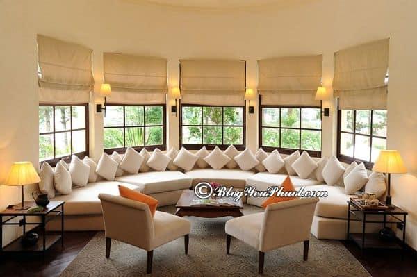 Nên ở khách sạn 5 sao nào ở gần Đà Lạt: Những khách sạn 5 sao nổi tiếng ở Đà Lạt