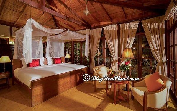 Địa chỉ những khách sạn 5 sao đẹp, tiện nghi đầy đủ ở gần trung tâm Đà Lạt: Những khách sạn 5 sao gần trung tâm Đà Lạt đẹp, nổi tiếng