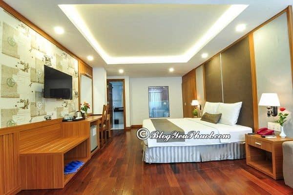 Hình ảnh khách sạn Đông Phương 2 Nha Trang: Nhận xét, đánh giá tiện nghi, chất lượng phòng ốc của khách sạn Đông Phương 2 Nha Trang