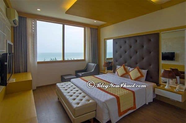 Đánh giá chi tiết phòng ốc ở Sammy Vũng Tàu: Review tiện nghi phòng ốc, vị trí, vệ sinh của khách sạn Sammy Vũng Tàu
