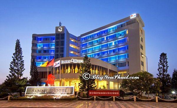 Khách sạnSammy Vũng Tàu có tốt không? Review phòng ốc, tiện nghi, chất lượng của khách sạn Sammy Vũng Tàu