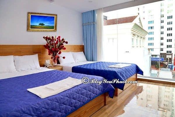 Khách sạn tầm trung uy tín ở Nha Trang: Danh sách những khách sạn bình dân, giá rẻ ở Nha Trang đẹp, tiện nghi, thân thiện
