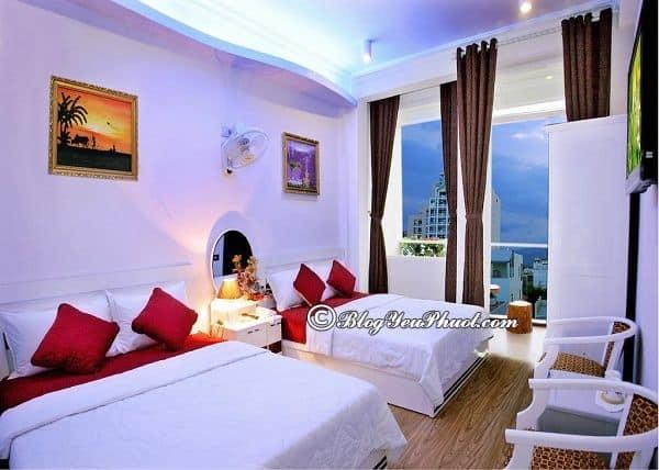 Địa chỉ nghỉ ngơi tốt ở Nha Trang: Khách sạn bình dân nào ở Nha Trang đẹp, tiện nghi đầy đủ