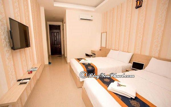 Khách sạn tốt, giá mềm ở Nha Trang: Địa chỉ những khách sạn bình dân, sạch đẹp, tiện nghi ở Nha Trang
