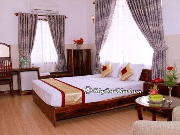 Khách sạn 1 sao giá tốt ở Nha Trang: Những khách sạn bình dân sạch sẽ, tiện nghi ở Nha Trang