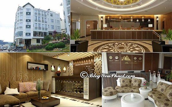 Khách sạn 3 sao tiện nghi ở đường Nguyễn Chí Thanh, Đà Lạt: Những khách sạn đẹp, tiện nghi ở đường Nguyễn Chí Thanh, Đà Lạt
