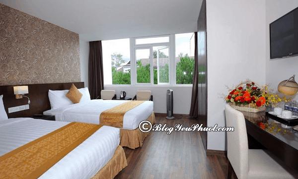 Khách sạn tốt ở đường Bùi Thị Xuân, Đà Lạt: Khách sạn nào trên đường Bùi Thị Xuân, Đà Lạt đẹp, tiện nghi đầy đủ