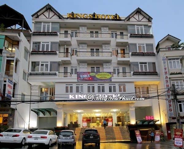 Khách sạn đường Bùi Thị Xuân, Đà Lạt