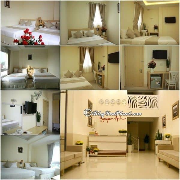 Khách sạn 2 sao ở đường Bùi Thị Xuân, Đà Lạt đẹp, tiện nghi, chất lượng