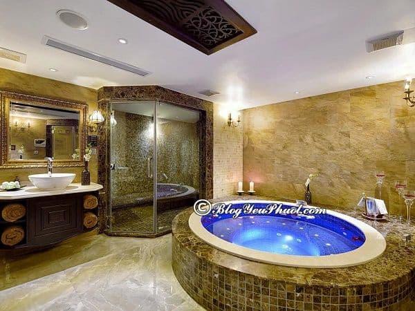 Khách sạn nổi tiếng ở Tuần Châu, Hạ Long