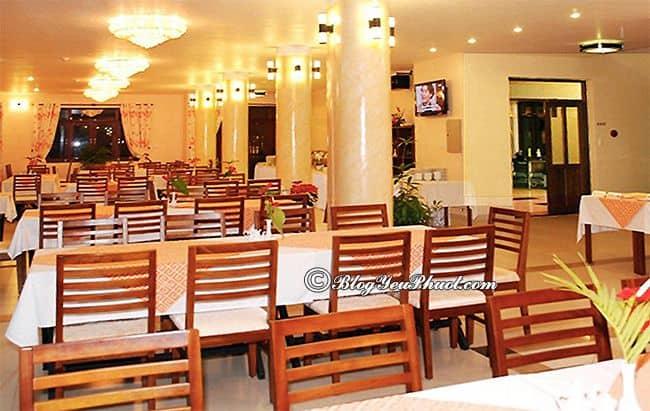 Khách sạn 3 sao Kỳ Hòa Đà Lạt review: Nhận xét về món ăn, nhà hàng của khách sạn Kỳ Hòa Đà Lạt