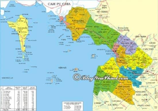 Bản đồ đường đi từ Cần Thơ đi Rạch Gíá: Cần Thơ cách bến tàu Rạch Giá bao xa, đi đường nào gần?