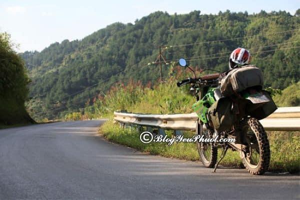 Đường đi từ Hà Nội đến Yên Tử bằng xe máy: Hướng dẫn cách di chuyển từ Hà Nội tới Yên Tử du lịch