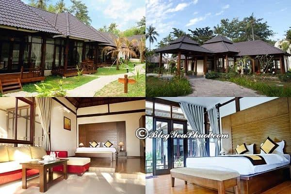Resort độc đáo, thu hút ở Phú Quốc: Những resort đẹp, tiện nghi ở Phú Quốc nổi tiếng nhất