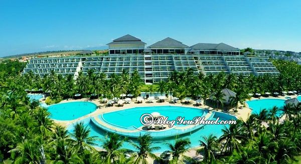 Khách sạn 5 sao tiện nghi ở Mũi Né: Nên ở khách sạn, resort cao cấp nào khi du lịch Mũi Né?