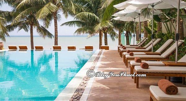 Khu nghỉ dưỡng lý tưởng, view đẹp ở Mũi Né: Resort cao cấp, sang trọng nổi tiếng ở ven biển Mũi Né