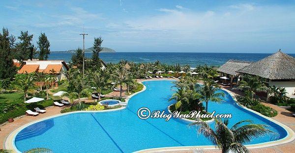 Khu nghỉ dưỡng tuyệt vời ở Mũi Né: Resort ven biển Mũi Né đẹp, sạch sẽ, tiện nghi