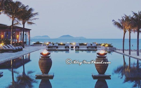 Khu nghỉ dưỡng 5 sao cao cấp ở Nha Trang: Nên ở resort nào khi du lịch Nha Trang?