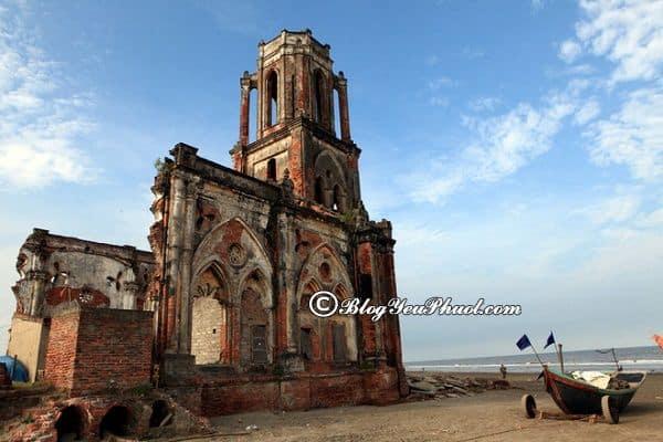 Điểm tham quan nổi tiếng ở Nam Định: Hướng dẫn đi tham quan, du lịch Nam Định tự túc, giá rẻ