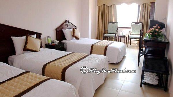 Du lịch Nam Định nên ở đâu, khách sạn nào? Địa chỉ những khách sạn đẹp, sạch sẽ, tiện nghi ở Nam Định