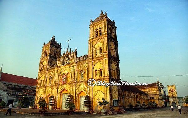 Du lịch Nam Định nên đi chơi những đâu? Tư vấn lịch trình tham quan, vui chơi nổi tiếng, hấp dẫn ở Nam Định