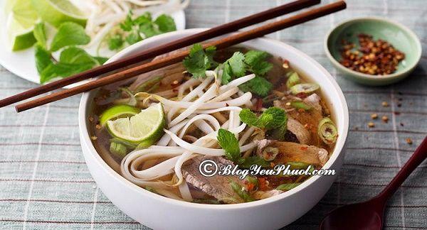 Nên ăn món gì ngon khi du lịch Nam Định? Món ăn ngon đặc sản nổi tiếng ở Nam Định