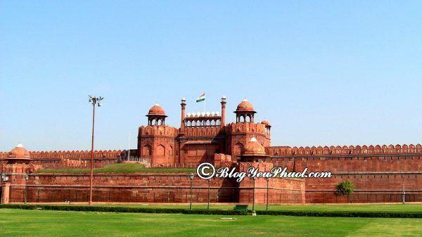 Cẩm nang du lịch Ấn Độ/ Nên đi đâu chơi ở Ấn Độ?